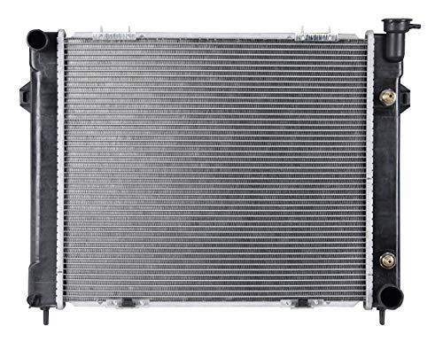 Spectra Premium CU2206 Complete Radiator ()