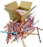 pixie sticks grape - Wonka Pixy Candy Sticks, 2 Pound