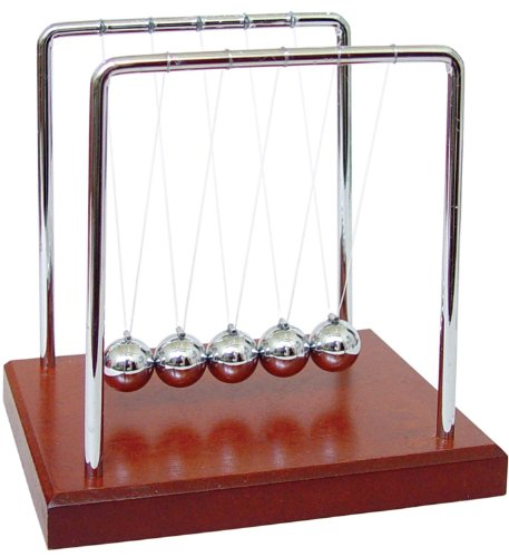 55-wood-grain-newtons-cradle