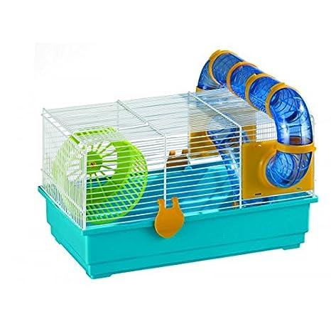 Voltregá Jaula para Hamster Gerbo Raton 115: Amazon.es: Productos ...