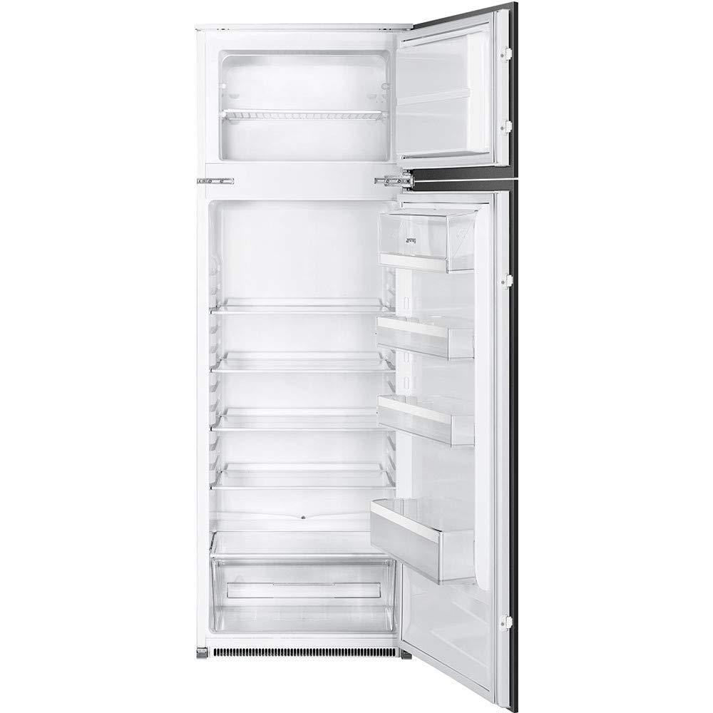 Smeg D3150P1 Integrado 268L A+ Blanco nevera y congelador ...