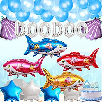 Amazon.com: CheeseandU Animal Balloons Set for Party ...