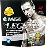 be LEGEND Whey Protein(Banana Flavor)【34 servings】