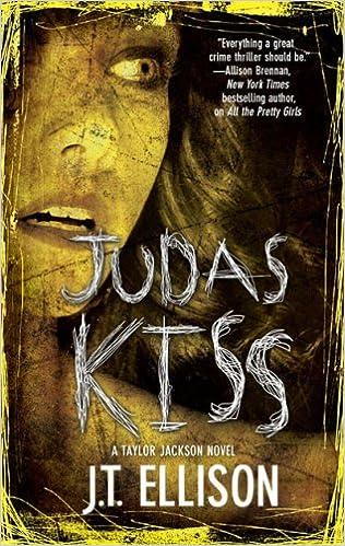 Judas Kiss (Mira Novel)