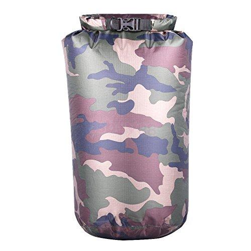 FidgetFidget Bag Outdoor Travel Kit for Boating Rafting Camping Hiking 75L Waterproof Dry by FidgetFidget
