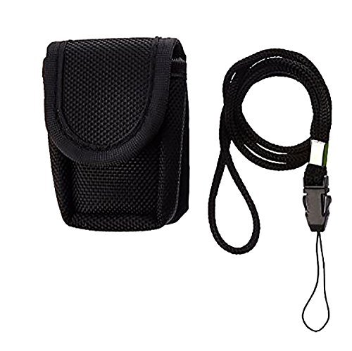 Concord BlackOx Fingertip Pulse Oximeter with Reversible Display, Carrying Case and Lanyard