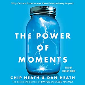 The Power of Moments Audiobook