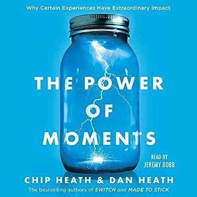 by Chip Heath (Author), Dan Heath (Author), Jeremy Bobb (Narrator), Simon & Schuster Audio (Publisher)(119)Buy new: $20.99$17.95