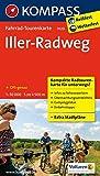 Iller-Radweg: Fahrrad-Tourenkarte. GPS-genau. 1:50000. (KOMPASS-Fahrrad-Tourenkarten, Band 7029)