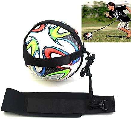 Equipo para entrenar controles de fútbol en solitario, con ...