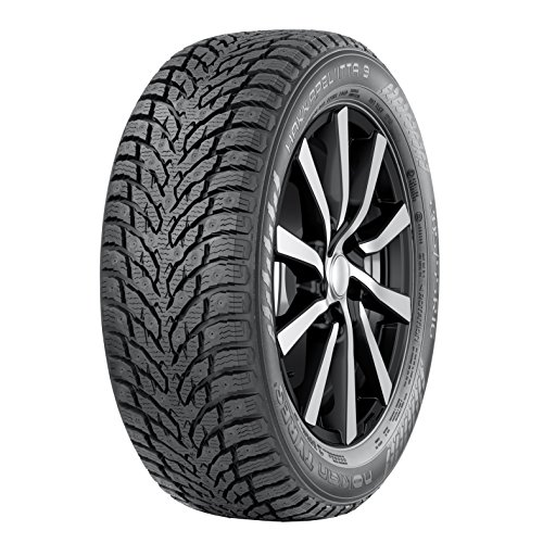 215/40R17 87T XL Nokian Hakkapeliitta 9 Non-Studded Winter Tires (Best Non Studded Winter Tires)
