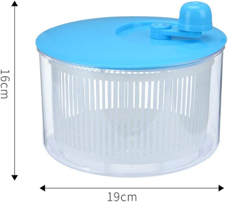 Laoda Salad Spinner Vegetables Leaf Lettuce Dryer Drainer Fruit Wash Clean Basket Plastic