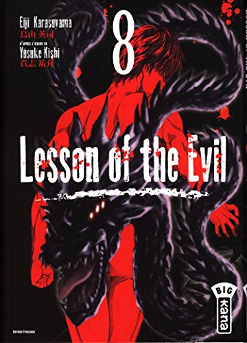 Lesson of the evil 08 (Big Kana) (French Edition)