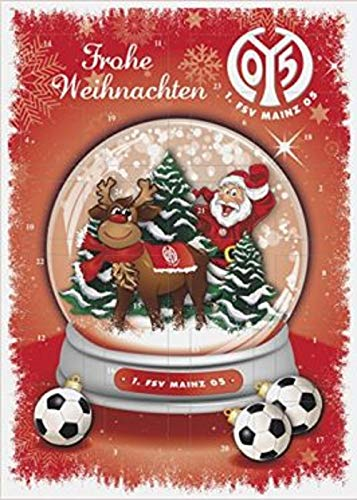 Fsv Mainz 05 Fussball Adventskalender Kalender 2017 Ovp Mhd