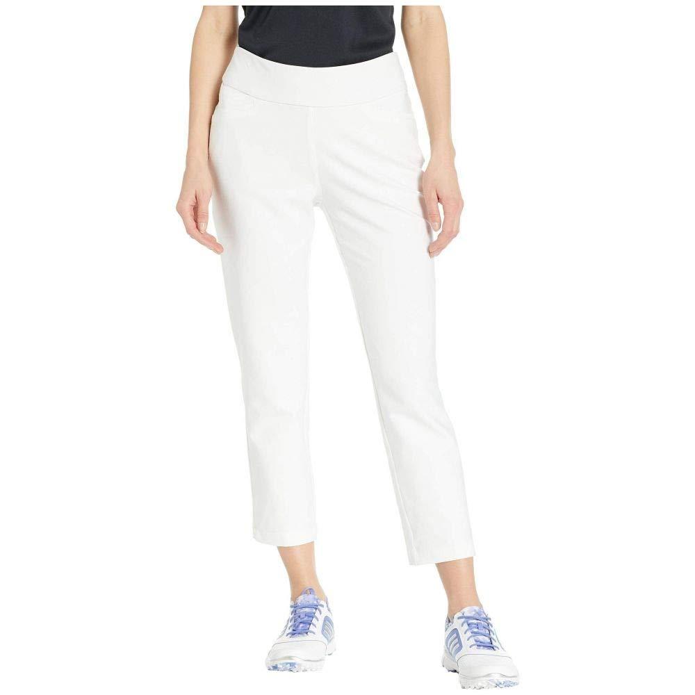 adidas Golf (アディダス) レディース ボトムスパンツ クロップド Ultimate365 Adistar Cropped Pants White サイズSM-30 [並行輸入品]   B07NB75SQQ