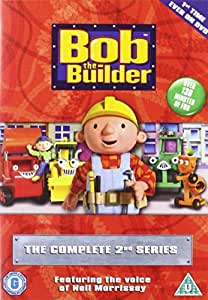 Bob The Builder - Series 2 - Complete [DVD]