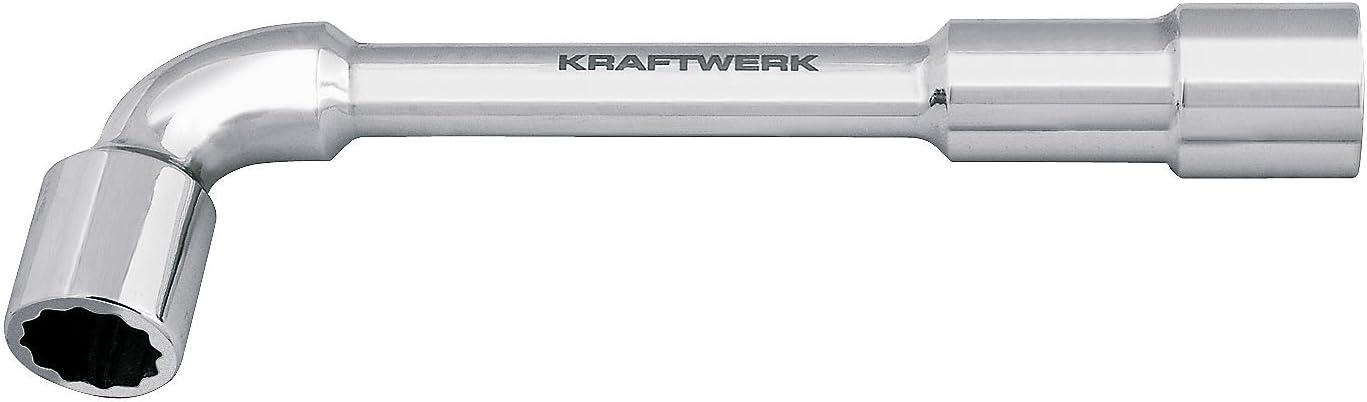 Kraftwerk 2598-28 Cl/é /à pipe d/ébouch/ée 6/x/12/pans 28 mm