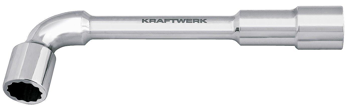 Kraftwerk 2598-26 Clé à pipe débouchée 6x12pans 26 mm
