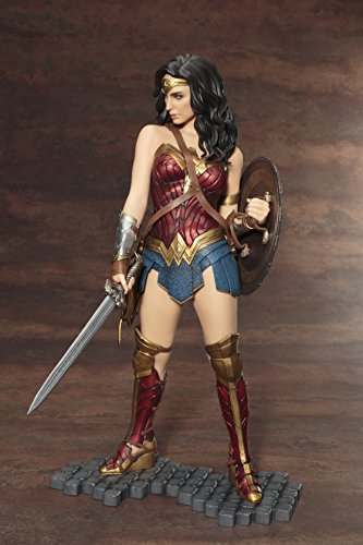 51LsUQtKSJL - Kotobukiya Wonder Woman Movie Wonder Woman Artfx Statue