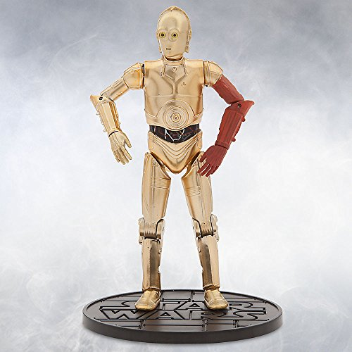 Star Wars C-3PO Elite Series Die Cast Action Figure - 6 1/2 inch - Star Wars: The Force Awakens