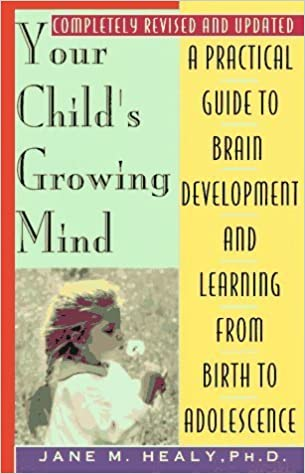 Book Your Child's Growing Mind: A Guide to Learning and Brain Development from Birth to Adolescence by Jane M. Healy (1994-07-01)