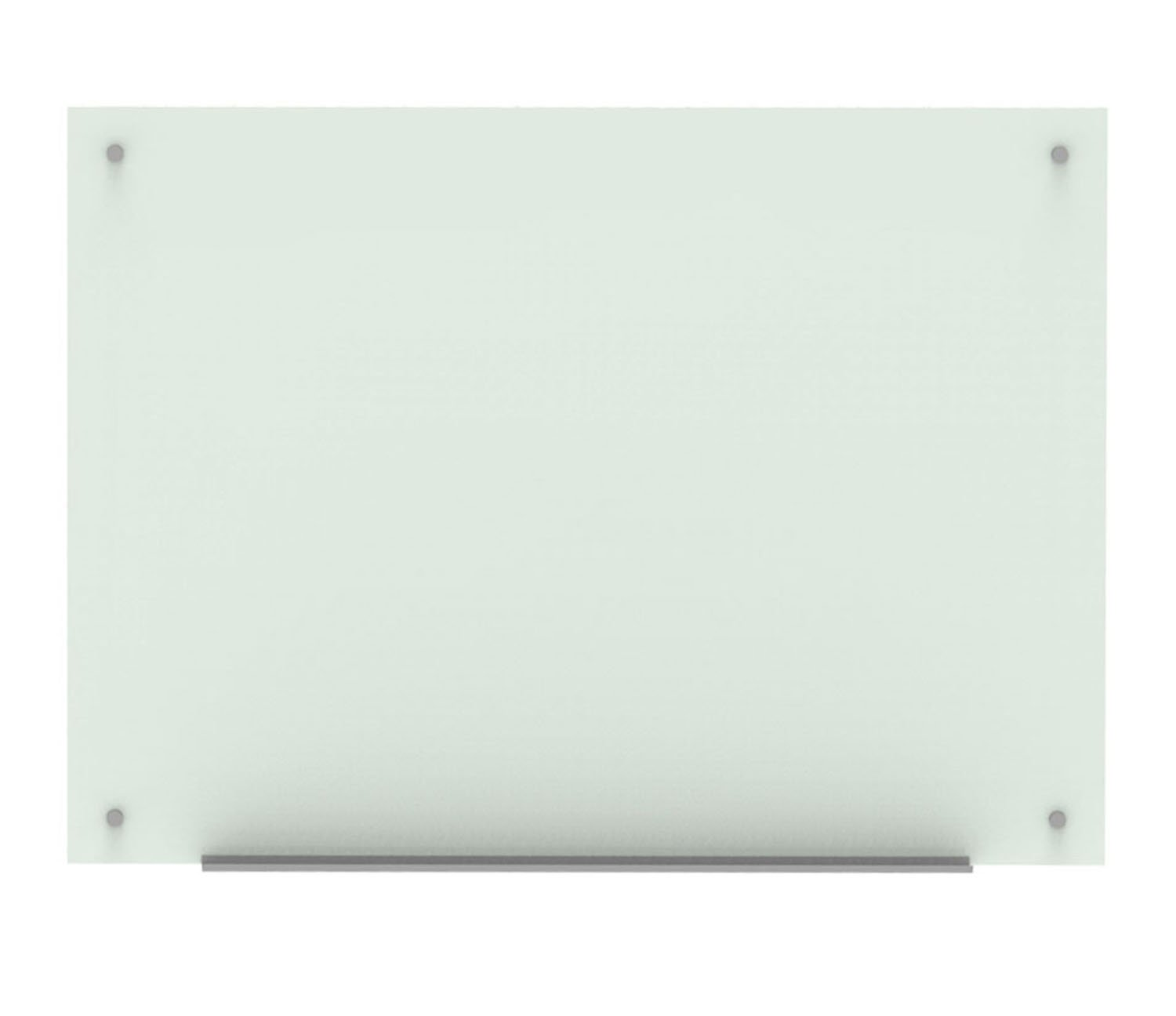 LUXOR WGB4836M Magnetic Wall-Mounted Glass Board 48x36