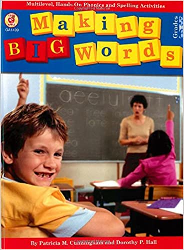 Amazon.com: Making Big Words: Multilevel, Hands-On Spelling and ...