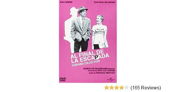 Amazon.com: Al Final de la Escapada (A bout de souffle ...