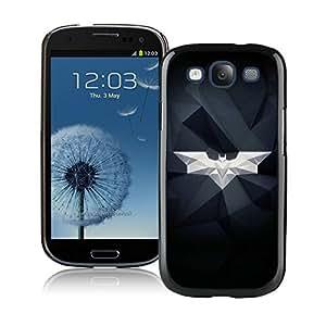 Samsung Galaxy S3 Case,2015 Hot New Fashion Stylish Batman 1 Black Case Cover for Samsung Galaxy S3 i9300
