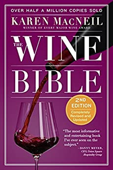 The Wine Bible by [MacNeil, Karen]