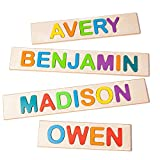 personalized puzzles for kids - Fat Brain Toys Personalized Name Puzzle - NEW!