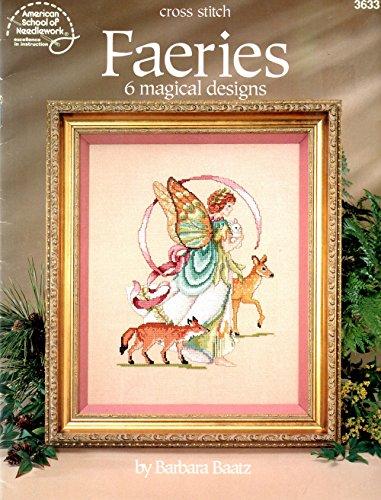Cross Stitch Faeries: 6 Magical Designs
