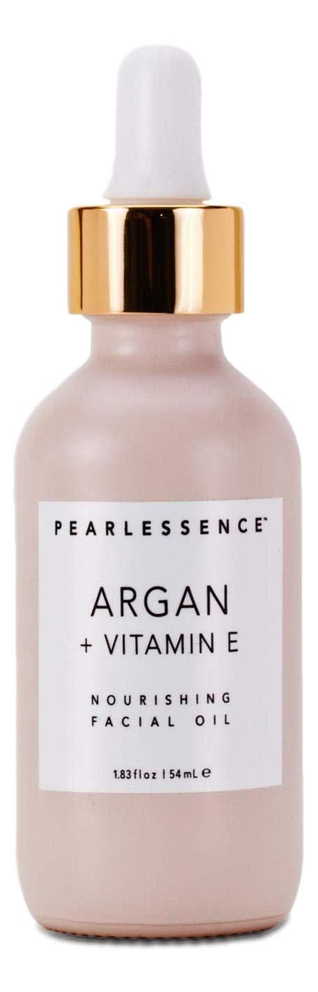 Pearlessence Argan + Vitamin E Facial Oil 1.83 fl oz