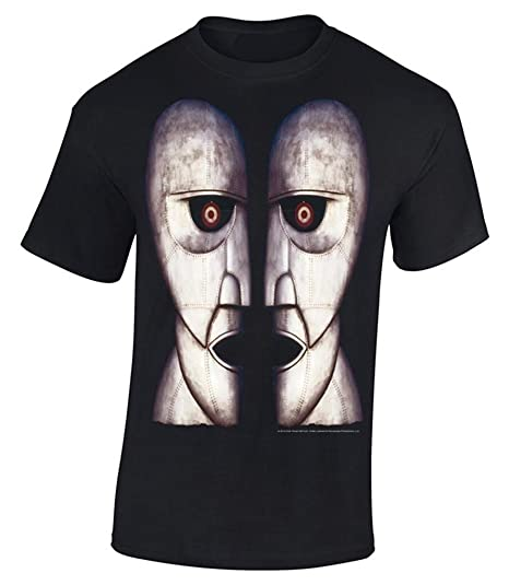 Pink Floyd 'Metal Heads of Division' T-Shirt (Large)