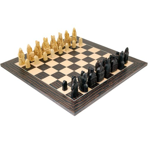 Scottish Isle of Lewis Chess (Celtic Chess Board)