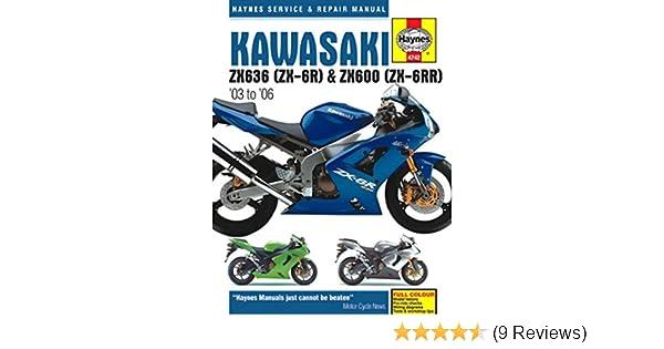 only 0 4 zx 636 kawasaki motorcycle wiring diagrams wiring diagram gpamazon  com 2003 2006 kawasaki