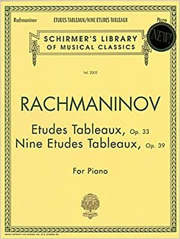 {{FULL{{ Etudes Tableaux, Op. 33 & 39: Piano Solo (Schirmer's Library Of Musical Classics). Contact contenu Clausula Salary Rachel parece Standard 51LsXSLWLIL._SX258_BO1,204,203,200_