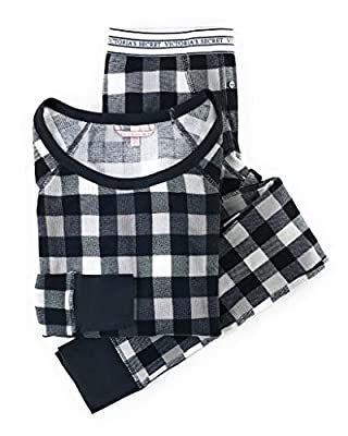 Victoria's Secret Fireside Long Jane Thermal Pajama Set