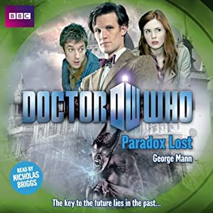 Doctor Who: Paradox Lost Audiobook