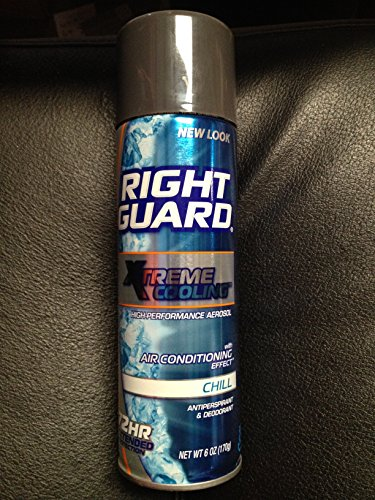 PACK OF 6! Right Guard Xtreme Cooling