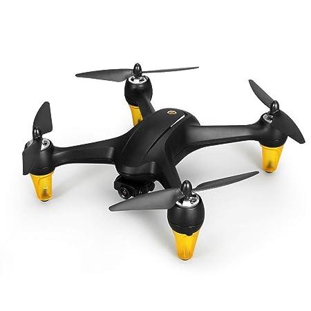 MEETGG - Dron Plegable con cámara 1080P HD, RC GPS, helicóptero ...