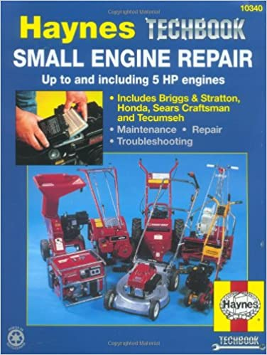 Small engine repair manual up to and including 5 hp engines small engine repair manual up to and including 5 hp engines haynes manuals 1st edition fandeluxe Image collections