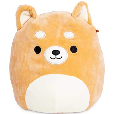 Squishmallows Shiba Inu Dog Plush 8 inch: Toys & Games