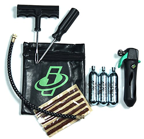 Co2 12g Non Thread - Genuine Innovations G3516 ATV Tire Repair and Inflation Kit
