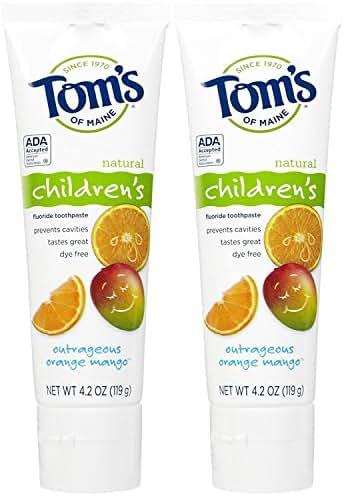 Tom's of Maine Children's