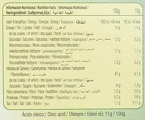 Gullón Vitalday Frutos Rojos Galleta Desayuno y Merienda - Paquete de 6 x 40 gr - Total: 240 gr: Amazon.es: Amazon Pantry