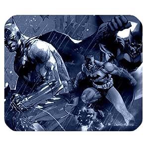 Custom DC Comics SuperHero Batman The Dark Knight High Quality Printing Square Mouse Pad Design Your Own Computer Mousepad
