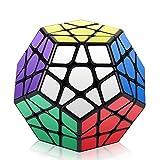 #9: Megaminx Cube, Roxenda 3x3x3 Pentagonal Speed Cube Dodecahedron Magic Cube Puzzle Toy