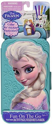Tara Toy Elsa Fun on The Go Craft Kit