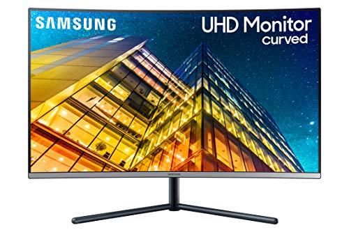 Samsung U32R590 Curved UHD 4K Monitor (LU32R590CWNXZA)